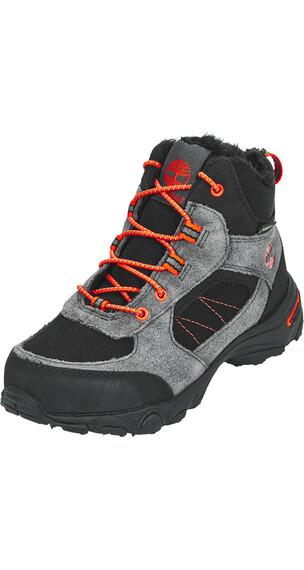 Timberland Ossipee GTX WL Schoenen Kinderen grijs/zwart